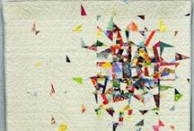 What is Modern? / Examples of Modern Quilts and what makes them modern.