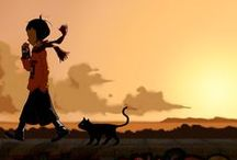 Illustrations :: the art of animation