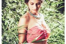 SS15 Boho Chic / Titto Fashion Accessories  /  Campaign SS15