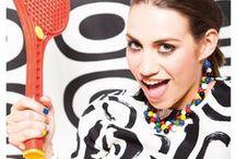 SS15 Pop Art / Titto Fashion Accessories  /  Campaign SS15