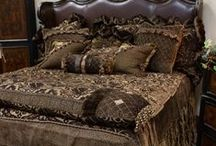 TUSCAN BEDDING I / Order today, yours in about a week!   Old World Tuscan Style Bedding by Reilly-Chance Collection  - now available directly to you, the customer.  Elegant design combined with rich fabrics and trims to make your bedroom an inspiring, relaxing retreat.