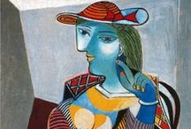Art history:Cubism / Pablo Picasso, Jean Metzinger, Albert Gleizes, George Braque, Henri Le Fauconnier, Andre Lhote, Albert Gleizes, Juan Gris