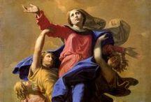 Art history:Clasicism / Nicolas Poussin, Jacques-Louis David