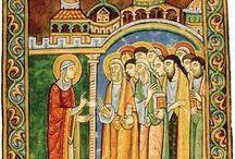 Art history:Medieval art / Duccio