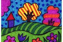 Spring Arts & Crafts