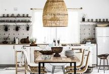 Cooking & Dining Areas