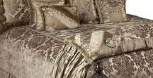 VENETIAN Luxury Bedding by Reilly-Chance Collection / Returning by popular demand!