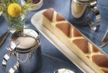 Hora do café / Seja no chá da tarde ou no café da manhã, sua mesa precisa estar sempre aconchegante!