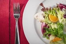 Receitas light / O verão pede pratos leves e multicoloridos. Aposte no mix de folhas e acrescente frutas cítricas que combinam com a estação.