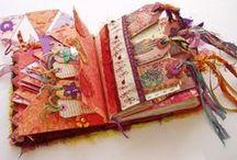 Art journals & Traveling notebooks