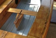 Mirror dinghy project / diary of the restoration of a previously unloved Mirror dinghy for the purpose of teaching small (and not so small) boys and girls to sail