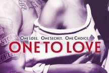 ONE TO LOVE / Kenny + Slayde, Tattoos, bad boys, love... Boxing, fame, fortune... Loss. Forgiveness. Out now: http://www.amazon.com/dp/B00NGPNDJG