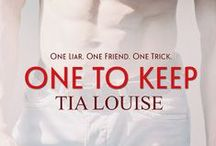 ONE TO KEEP / ~Patrick's journey to Elaine and to love~ Get ONE TO KEEP on Amazon: