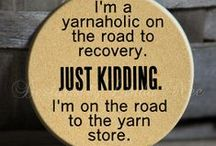 Crochet - My Yarn Obsession / by Mellisa Biggs