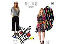 THE TREND / Global Fashion Trends you can find in our collections