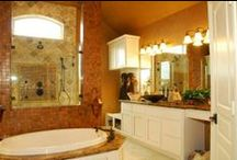 Beautiful Bathrooms by GVB Custom Homes / GVB Custom Homes' bedroom designs. All photos are from GVB Custom Homes previous projects.