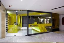 interior design / modern designed stores