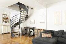 Escalier Intérieur Appartement Duplex, Triplex ou Maison de Ville, Décoration Urbaine / Escaliers Décors® (www.ed-ei.fr) vous propose ici un cahier de tendances sur les intérieurs citadins pour que votre escalier s'harmonise avec votre décoration, votre mobilier, vos objets, vos goûts, votre personnalité. Vous aimez le design et la ville. Avec Escaliers Décors®, imaginez le vôtre ! Exigez l'original !