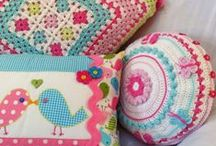 Crochet - Blankets & Cushions