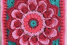 Crochet - Granny Squares, Hexagons & Triangles