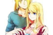 elric family (ed x winry)