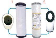 Pjesë këmbimi për filtrat e ujit / Pjesë këmbimi për filtrin e ujit Imperial, Pjesë këmbimi për filtrat Columbia II (B)
