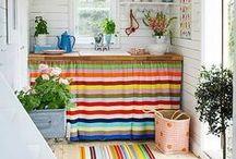 Garden - Summerhouse & Potting Shed
