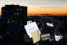 Życie i praca w Poznaniu // Life and work in Poznań / Każdy mieszkaniec codziennie tworzy swoją własną mapę miasta, a składa się ona miejsc, które zna najlepiej. Na tej tablicy prezentujemy Wasz unikalny Poznań :) // People of Poznan create their own map of the city by collecting places they know best. On this board we present those unique views of the city.
