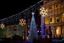 SWIATECZNY Poznań // CHRISTMAS TIME in Poznan / Podziwiajcie Poznań w świątecznej odsłonie! // Poznan filled with Christmas!
