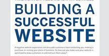 Web site - Design - Landing Page / Tips and trends on website design