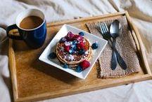 ☁ Breakfast in bed