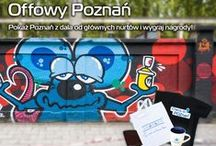 OFFOWY Poznan // OFF Poznan / Poznań kryje w sobie wiele klimatycznych, mało znanych miejsc. Na tej tablicy prezentujemy ujęcia Offowego Poznania! // On this board we present alternative side of the city!