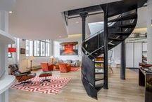 Un Escalier Hélicoïdal, en Colimaçon, en Spirale, Gain de place / Certains escaliers comme l'escalier hélicoïdal peuvent être apparentés à des sculptures. Avec Escaliers Décors®, ce sont des créations uniques avec un design et un style au service de l'Architecture et de la Décoration de votre habitation. Ce type d'escalier est aussi appelé escalier en colimaçon, escalier en spirale, escalier circulaire ou encore escalier à vis. Avec Escaliers Décors® il peut gravir une grande hauteur ou desservir plusieurs niveaux. Exigez l'original !