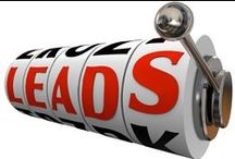 Lead Generation & Nurturing / Everything about leads
