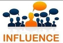 Influencer Marketing / Use of influencers to help market product or services