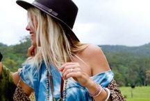 Boho Style Rocks! From Inlightened Jewelry Design / Boho Style from fashion to accessories! A perfect Look that inspires our Jewelry! Please  request Invite to Pin http://inlightenedjewelrydesign.com