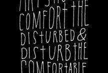 written art/quotes