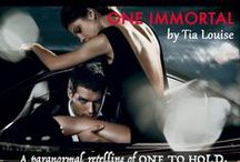 ONE IMMORTAL / ~ A paranormal version of the Derek & Melissa story. #SexyVampires ~