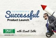 Product Launch / Everything about launching a new product