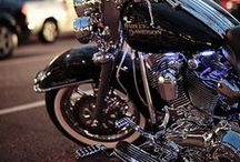 Motorcycles / to leave...