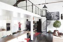 Un Escalier pour votre Mezzanine / Escaliers Décors® vous propose un large choix d'escaliers de tout style ou formes pour accéder à votre mezzanine et de garde-corps en protection vide. Exigez l'original !