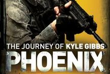 PHOENIX -  The journey of Kyle Gibbs - Book 2 / Photo storyboard for the book 2 in the Action Thriller series following the life of Kyle Gibbs in a climate changes world.