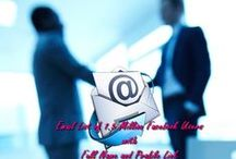 Email Marketing / Email Marketing and Auto Responder Tools