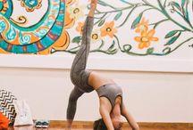 yoga/pilates workout