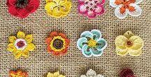 Σχέδια Crochet (Βελονάκι) / Διάφορα σχέδια σε video ή σε έντυπη μορφή πλεγμένα με βελονάκι
