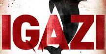 IGAZI - A Hudson Drake Novella / Book 1 in the environmental thriller series by Wayne Marinovich.   Hudson Drake journeys to Taiji, Japan, to protest the annual dolphin slaughter by Japanese fishermen. He meets a sultry protestor who is part of an eco-warrior group. Will he follow her down the dark path they are heading down