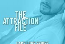 The Attraction File / Inspiration for the romantic comedy book The Attraction File