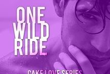 One Wild Ride / One Wild Ride is a Romantic Comedy/Suspense by Elizabeth Lynx. It is the 3rd standalone in the Cake Love series.