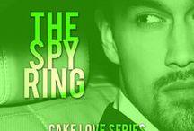 The Spy Ring / The Spy Ring by Elizabeth Lynx Romantic Comedy