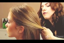 Hair Tutorials and DIYs / The Best of Beauty Tutorials. Love, Team DermOrganic  #hair #howto #video #style / by DermOrganic
